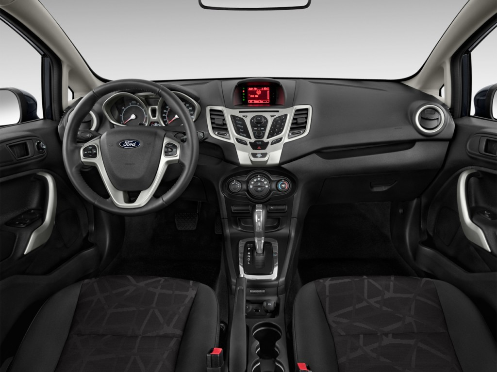 2016 Ford Super Duty >> Image: 2012 Ford Fiesta 4-door HB SES Dashboard, size: 1024 x 768, type: gif, posted on ...