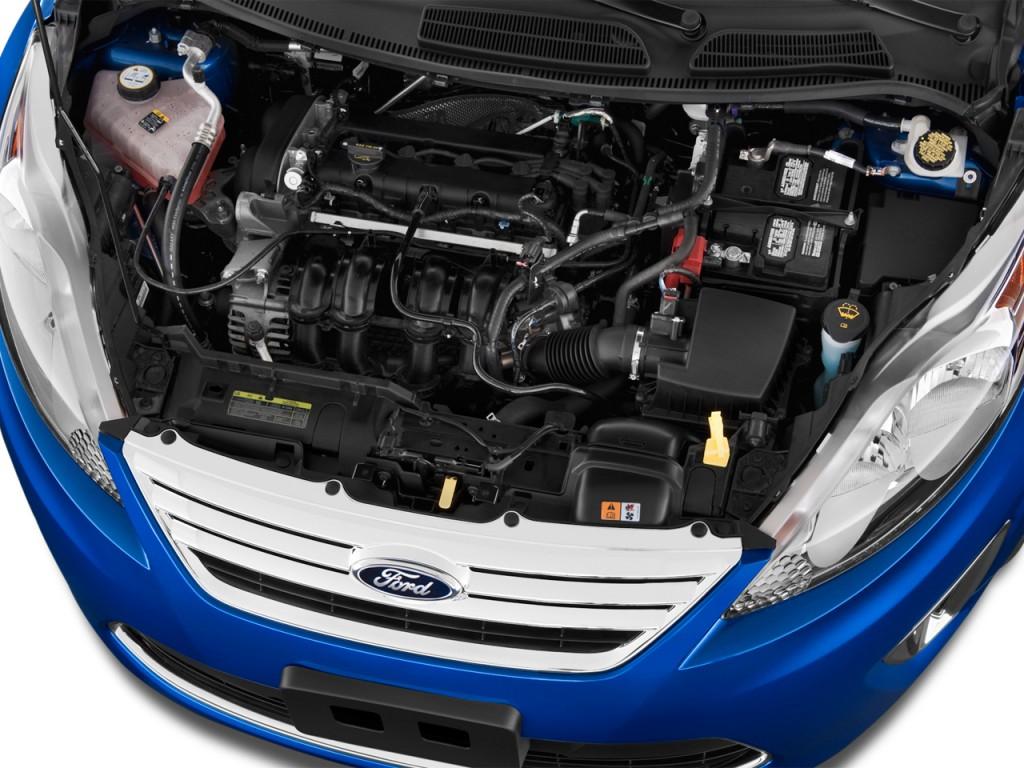 Image 2012 Ford Fiesta 4 Door Sedan Sel Engine Size