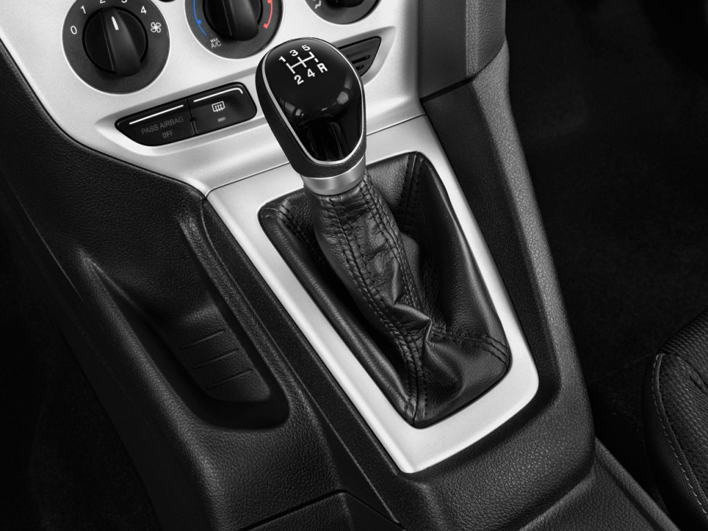 Image: 2012 Ford Focus 5dr HB SE Gear Shift, size: 1024 x ...