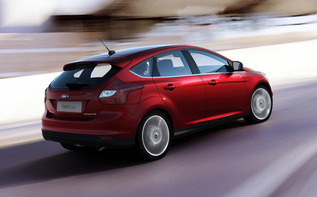 Sport Packages Amp Up 2012 Ford Focus