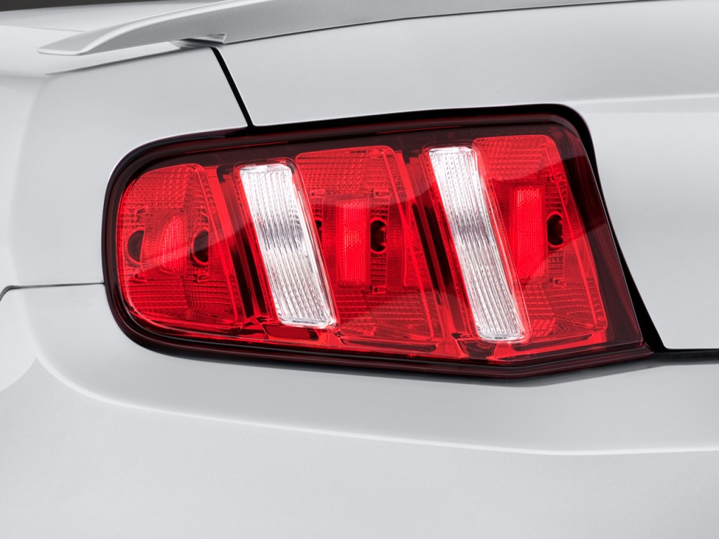 Ford Mustang Door Coupe Gt Premium Tail Light L