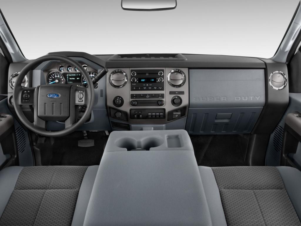 Image 2012 Ford Super Duty F 250 2wd Crew Cab 156 Quot Xlt