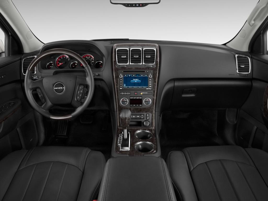 Image 2012 Gmc Acadia Fwd 4 Door Denali Dashboard Size