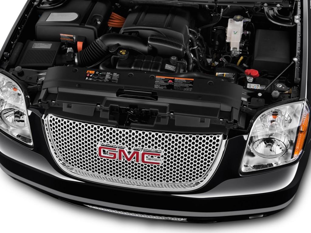 image 2012 gmc yukon hybrid 2wd 4 door denali engine. Black Bedroom Furniture Sets. Home Design Ideas