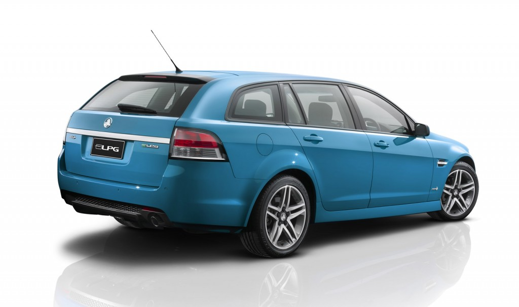 2012 Holden Commodore Sportwagon