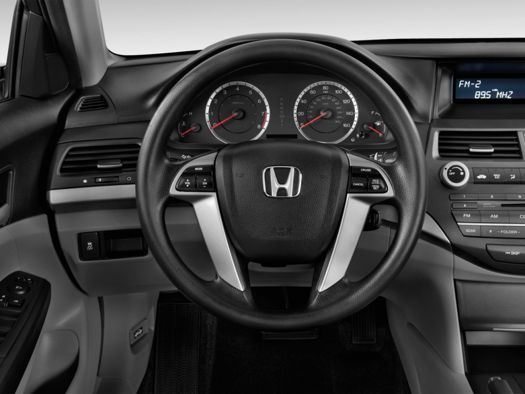image 2012 honda accord sedan 4 door i4 auto lx steering. Black Bedroom Furniture Sets. Home Design Ideas