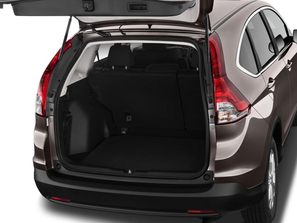 Used Honda Crosstour >> Image: 2012 Honda CR-V 2WD 5dr EX Trunk, size: 1024 x 768 ...