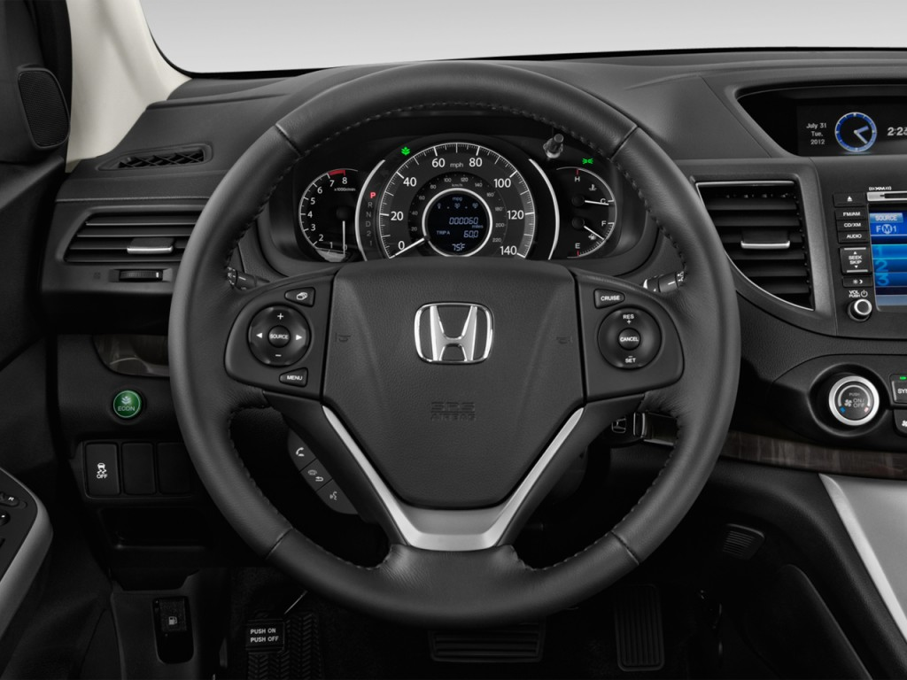 image 2012 honda cr v 4wd 5dr ex l w navi steering wheel size 1024 x 768 type gif posted. Black Bedroom Furniture Sets. Home Design Ideas
