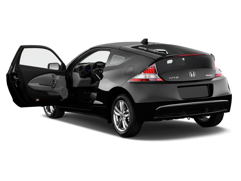 Image 2012 Honda Cr Z 3dr Cvt Ex W Navi Open Doors Size 1024 X 768 Type Gif Posted On