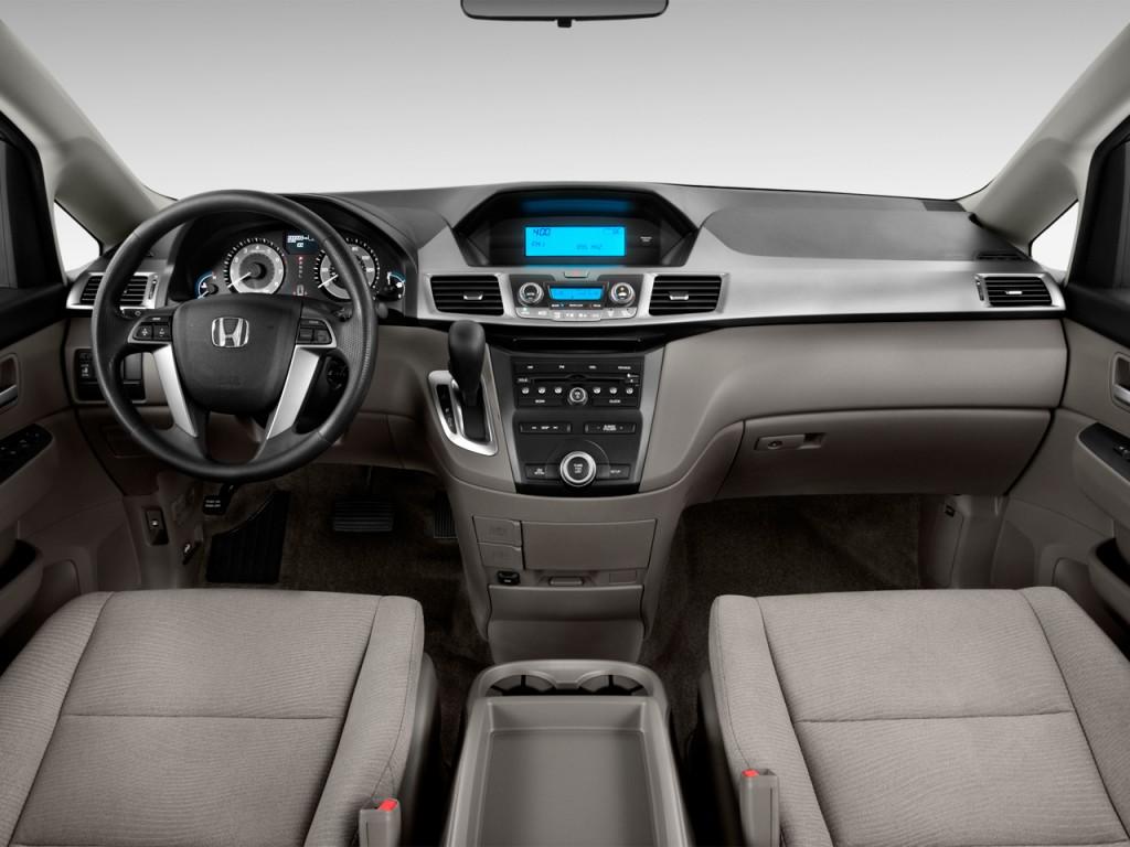 Image 2012 Honda Odyssey 5dr Ex Dashboard Size 1024 X