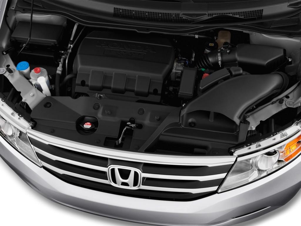 Image 2012 honda odyssey 5dr ex engine size 1024 x 768 for 2015 honda odyssey oil type