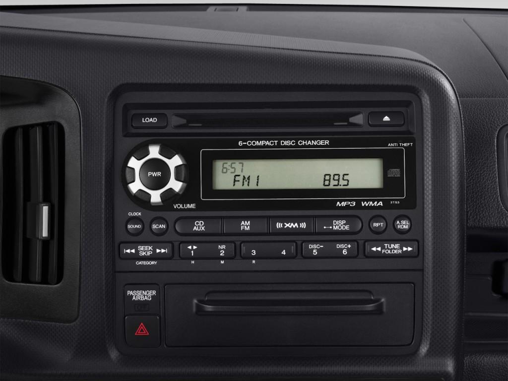 Image 2012 Honda Ridgeline 4wd Crew Cab Rtl Audio System Size 1024 X 768 Type Gif Posted