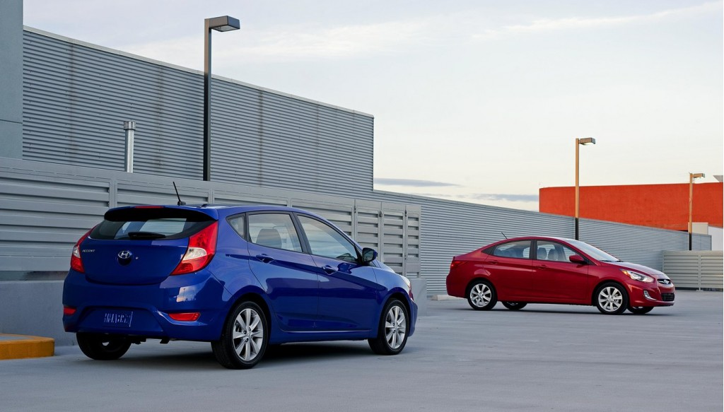 2012 Hyundai Accent Preview