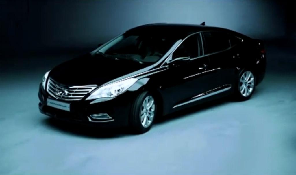 2012 Hyundai Azera (Grandeur)