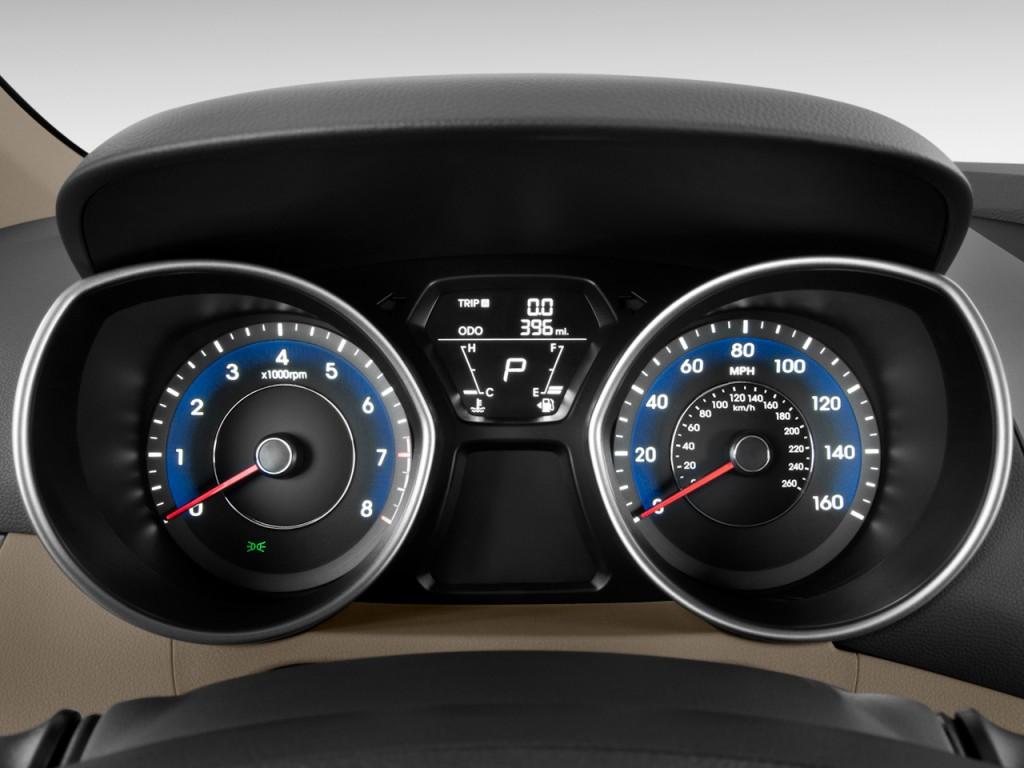 Image 2012 Hyundai Elantra 4 Door Sedan Auto Gls Alabama