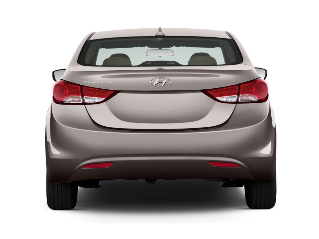 image 2012 hyundai elantra 4 door sedan auto gls alabama plant rear exterior view size 1024. Black Bedroom Furniture Sets. Home Design Ideas