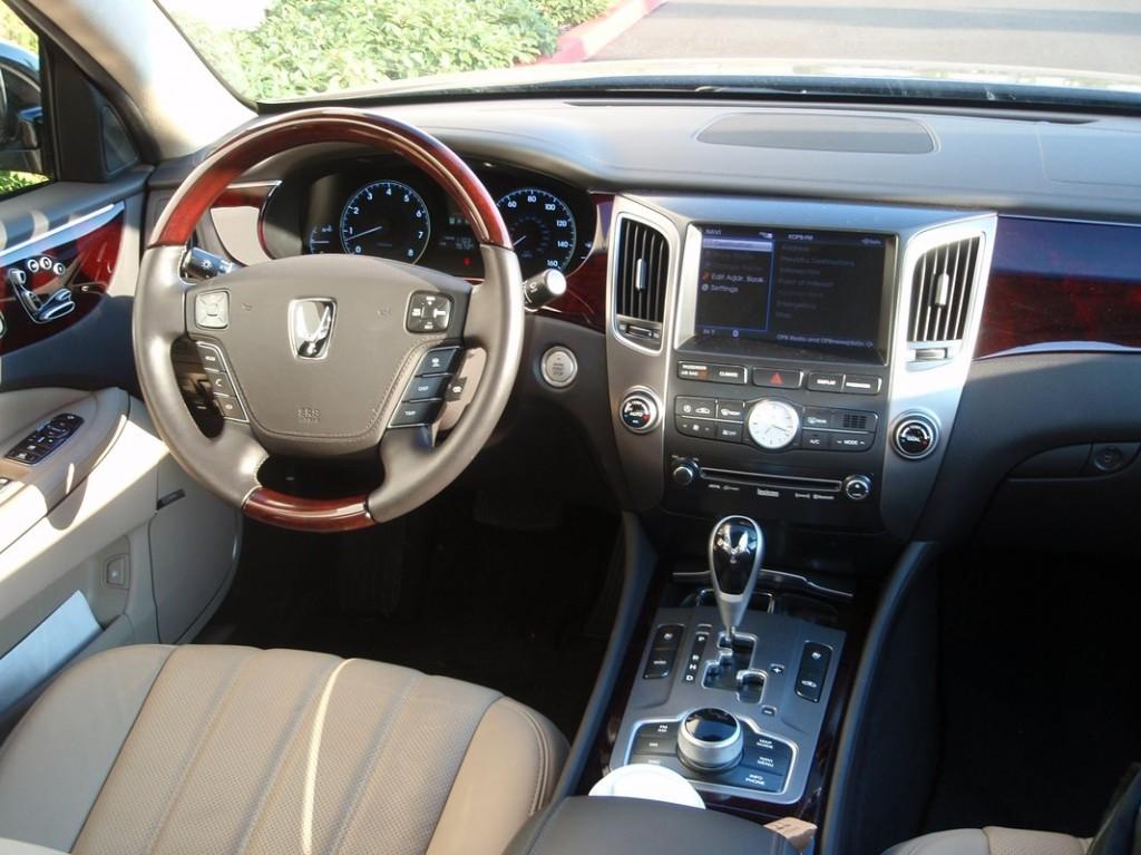 2012 Hyundai Equus  -  Driven, August 2012