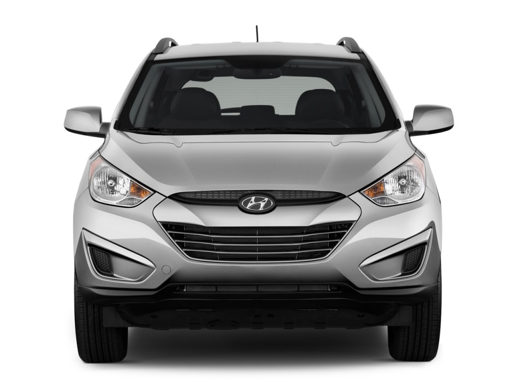 Image 2012 Hyundai Tucson Fwd 4 Door Auto Gls Front Exterior View Size 1024 X 768 Type Gif