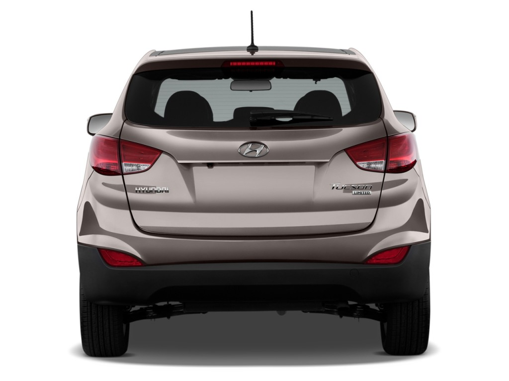 Image 2012 Hyundai Tucson Fwd 4 Door Auto Limited Rear Exterior View Size 1024 X 768 Type
