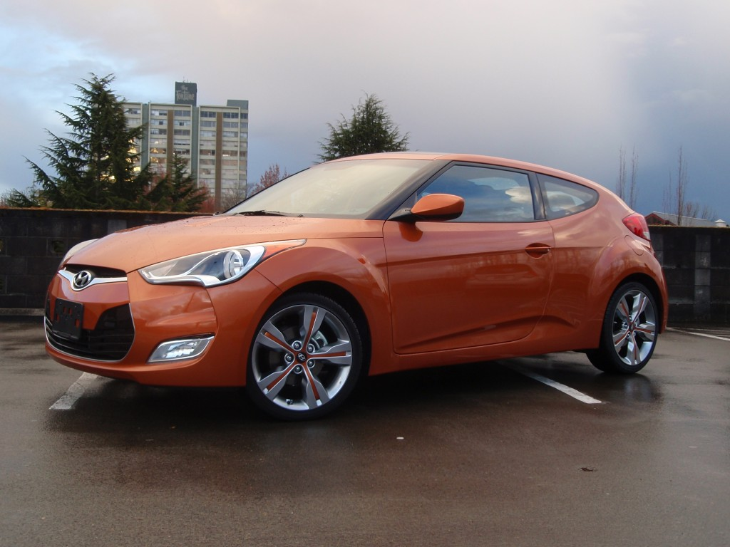 2012 Hyundai Veloster Subject of NHTSA Probe Into Shattering Sunroofs