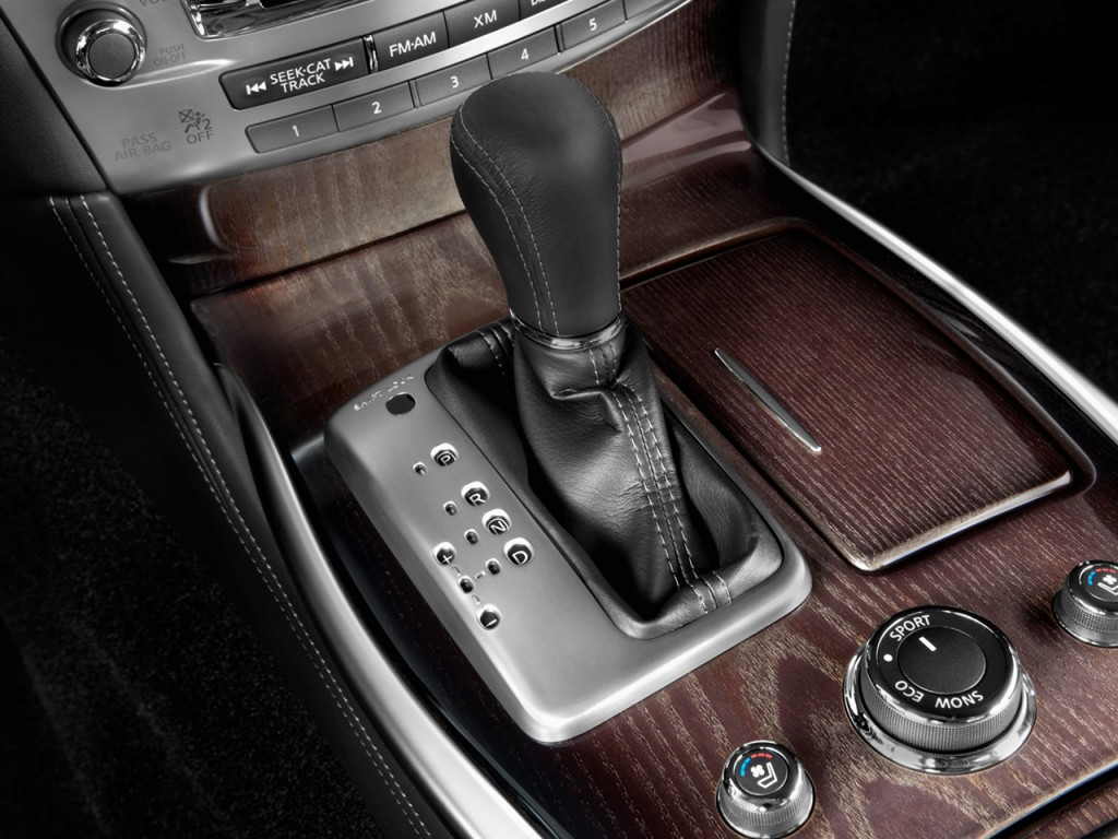 service manual how to override 2010 infiniti g37 gear shifter from a park shift knob