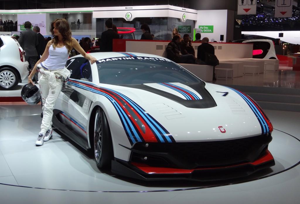 Italdesign Brivido Martini Racing