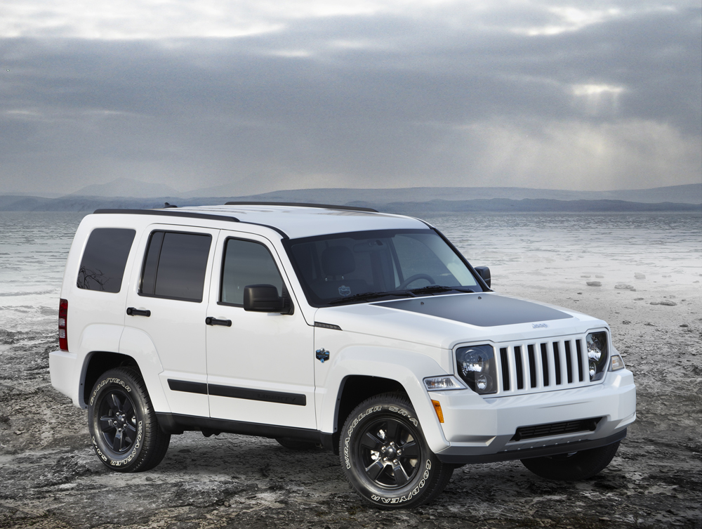 2012 Jeep Liberty Arctic