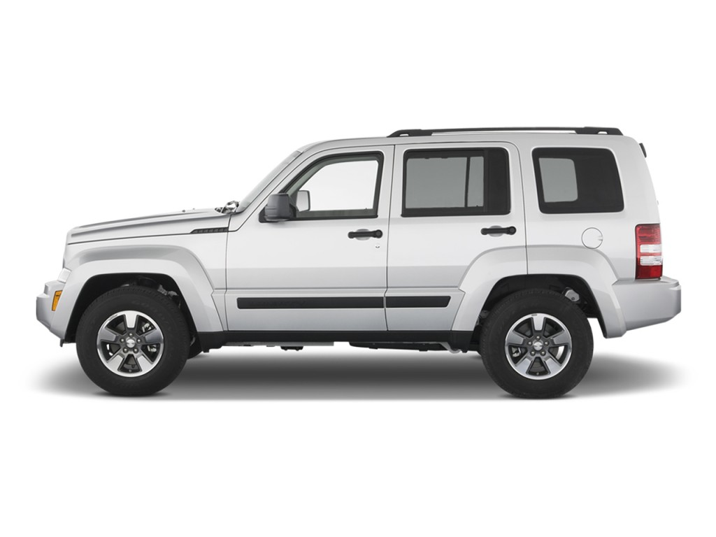 Image 2012 Jeep Liberty Rwd 4 Door Sport Side Exterior View Size 1024 X 768 Type Gif