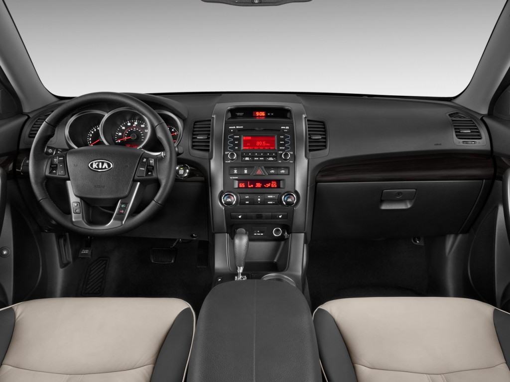 Image 2012 Kia Sorento 2wd 4 Door V6 Ex Dashboard Size