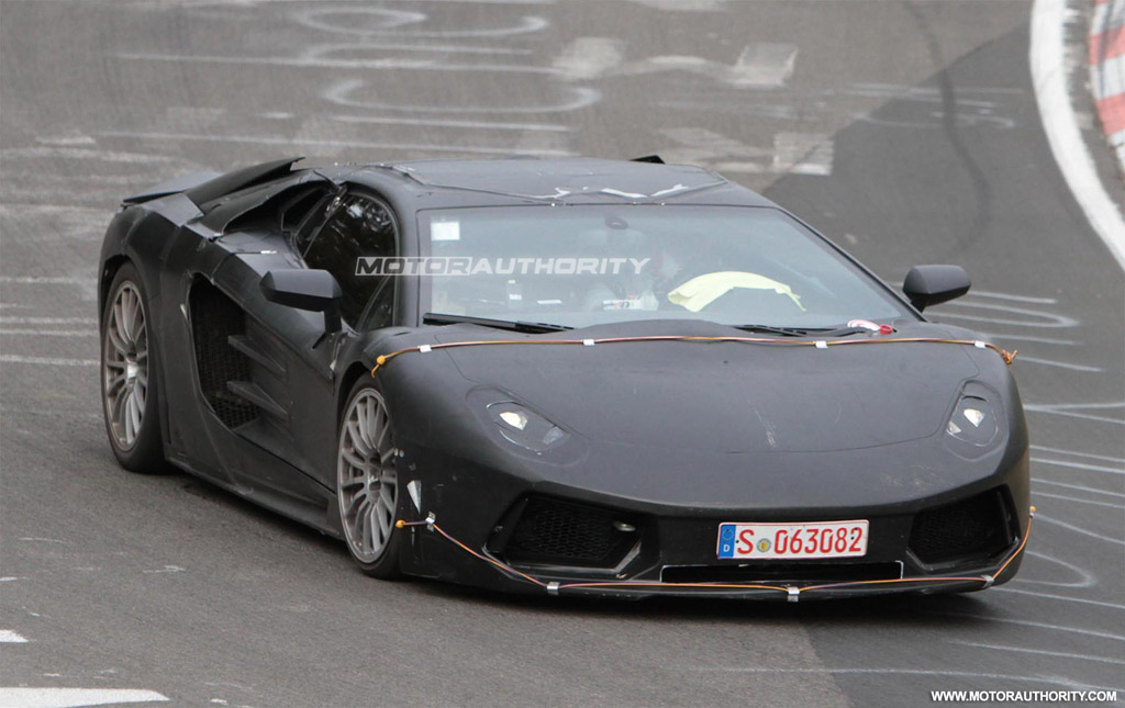 Lamborghini Murcielago Successor To Be Called Aventador