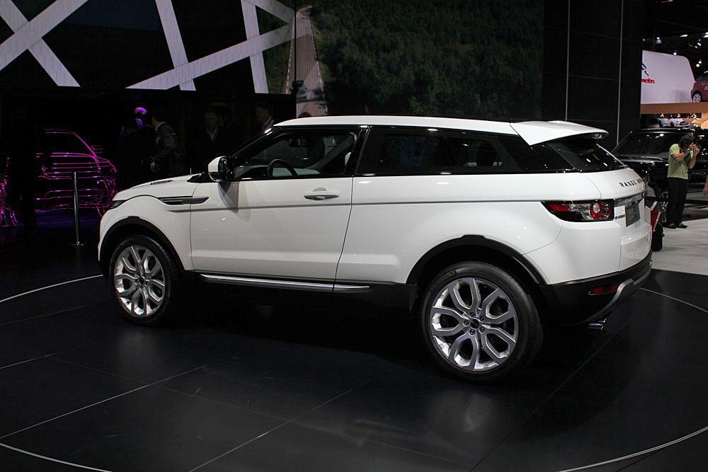 image 2012 land rover range rover evoque size 1000 x. Black Bedroom Furniture Sets. Home Design Ideas