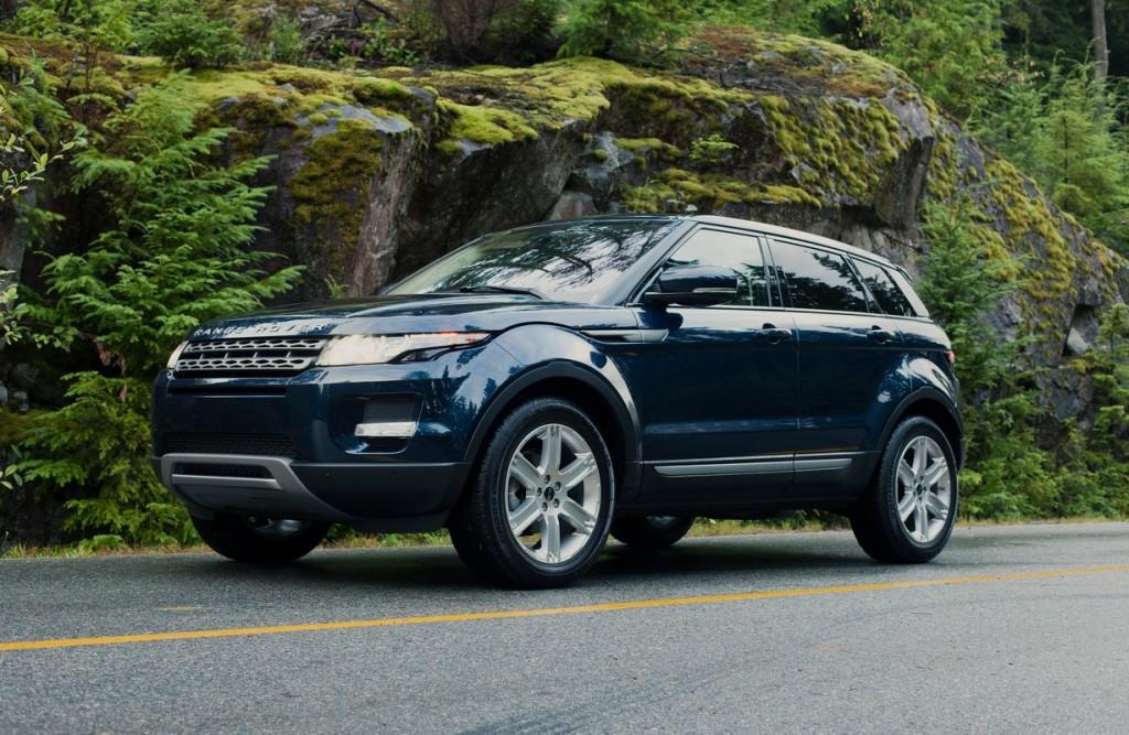 2012 Land Rover Range Rover Evoque 5-dr