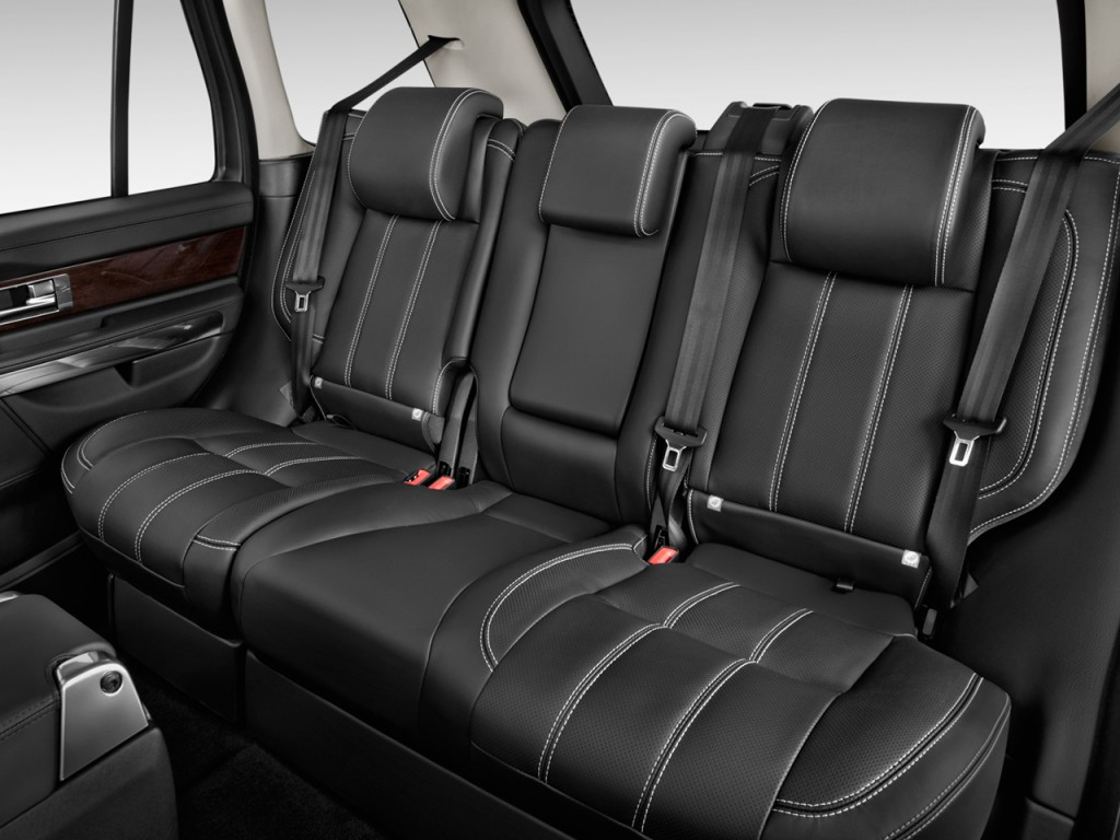 image 2012 land rover range rover sport rear seats size 1024 x 768 type gif posted on. Black Bedroom Furniture Sets. Home Design Ideas