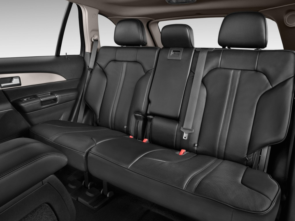 image 2012 lincoln mkx fwd 4 door rear seats size 1024. Black Bedroom Furniture Sets. Home Design Ideas