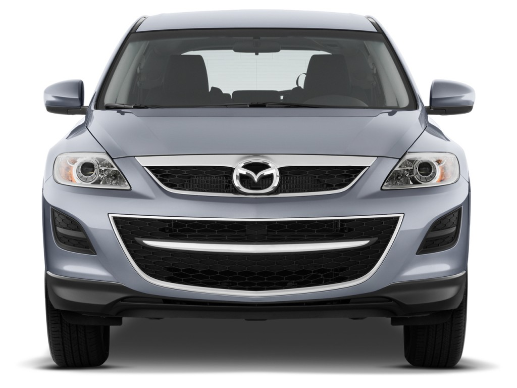 image 2012 mazda cx 9 fwd 4 door sport front exterior view size 1024 x 768 type gif posted. Black Bedroom Furniture Sets. Home Design Ideas