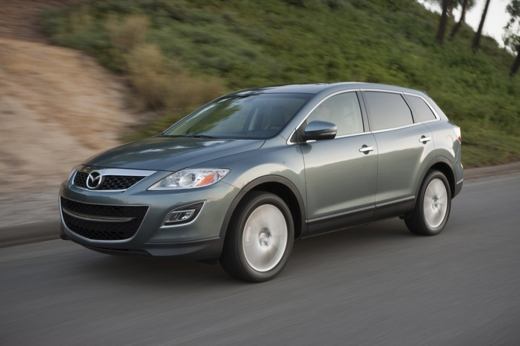 2012 Chevy Sonic Recalled, LGBT Workplaces, 2012 Mazda CX-9: Car News Headlines