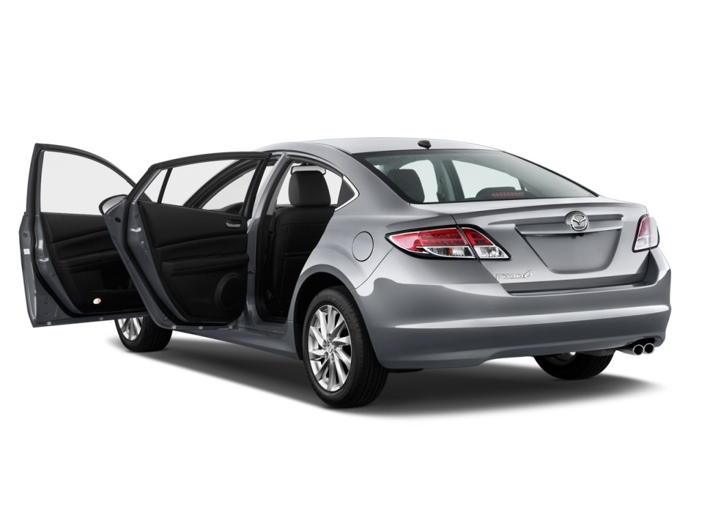 image 2012 mazda mazda6 4 door sedan auto i grand touring open doors size 1024 x 768 type. Black Bedroom Furniture Sets. Home Design Ideas