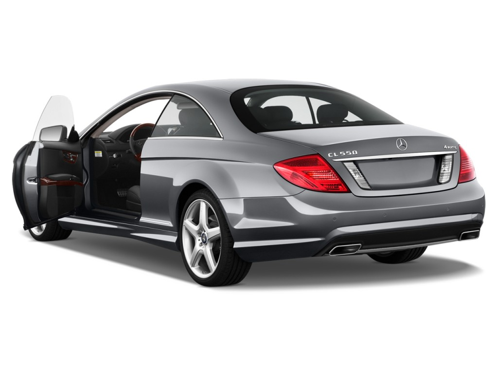 image 2012 mercedes benz cl class 2 door coupe 5 5l v12