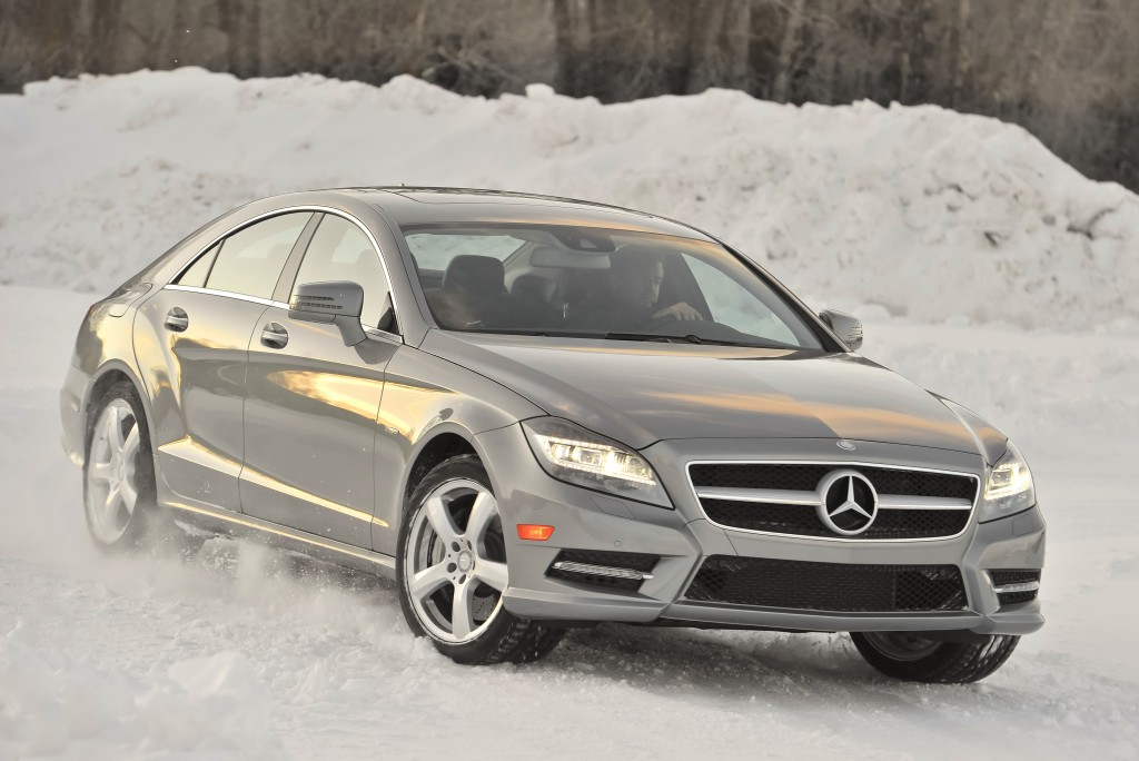 image 2012 mercedes benz cls 550 4matic size 1024 x 684