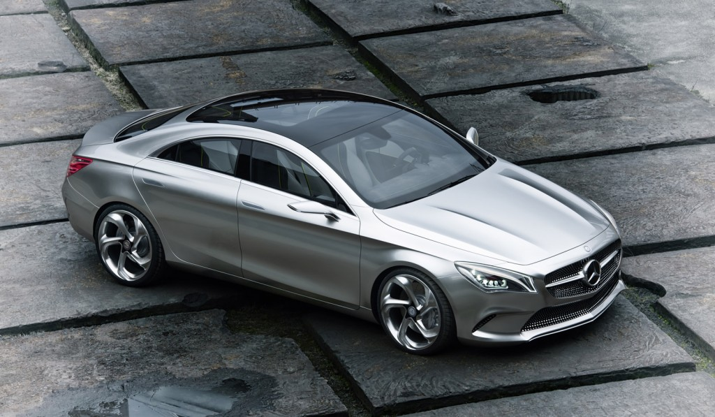 2012 MercedesBenz Concept Style Coupe Official Details