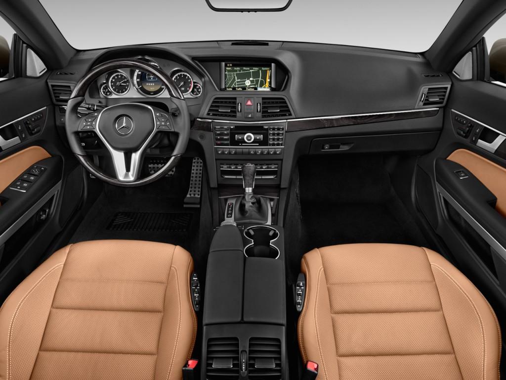 2017 Mercedes Benz Metris >> Image: 2012 Mercedes-Benz E Class 2-door Cabriolet 3.5L RWD Dashboard, size: 1024 x 768, type ...