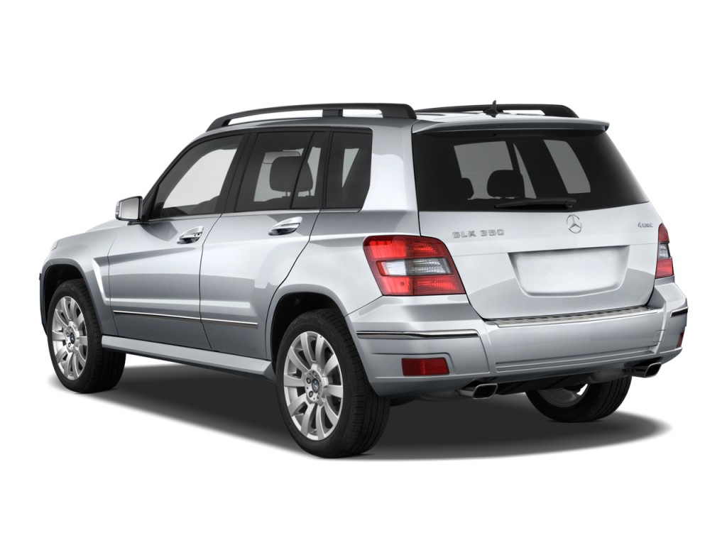 Image 2012 mercedes benz glk class rwd 4 door angular for 2012 mercedes benz glk class