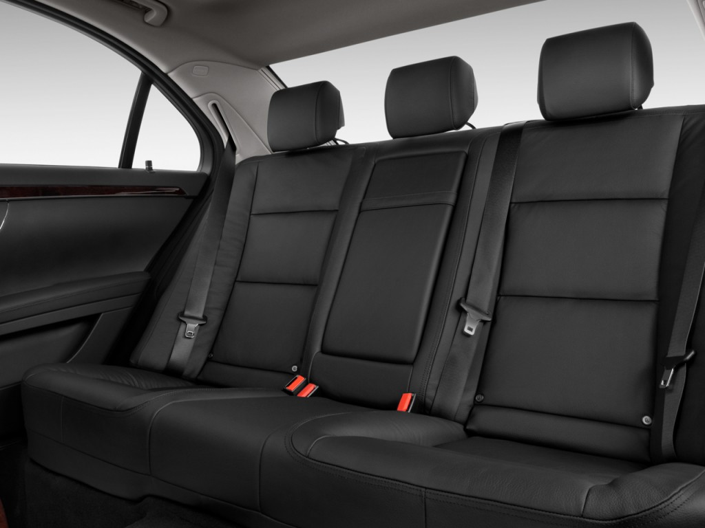 Image 2012 Mercedes Benz S Class 4 Door Sedan 3 5l V6