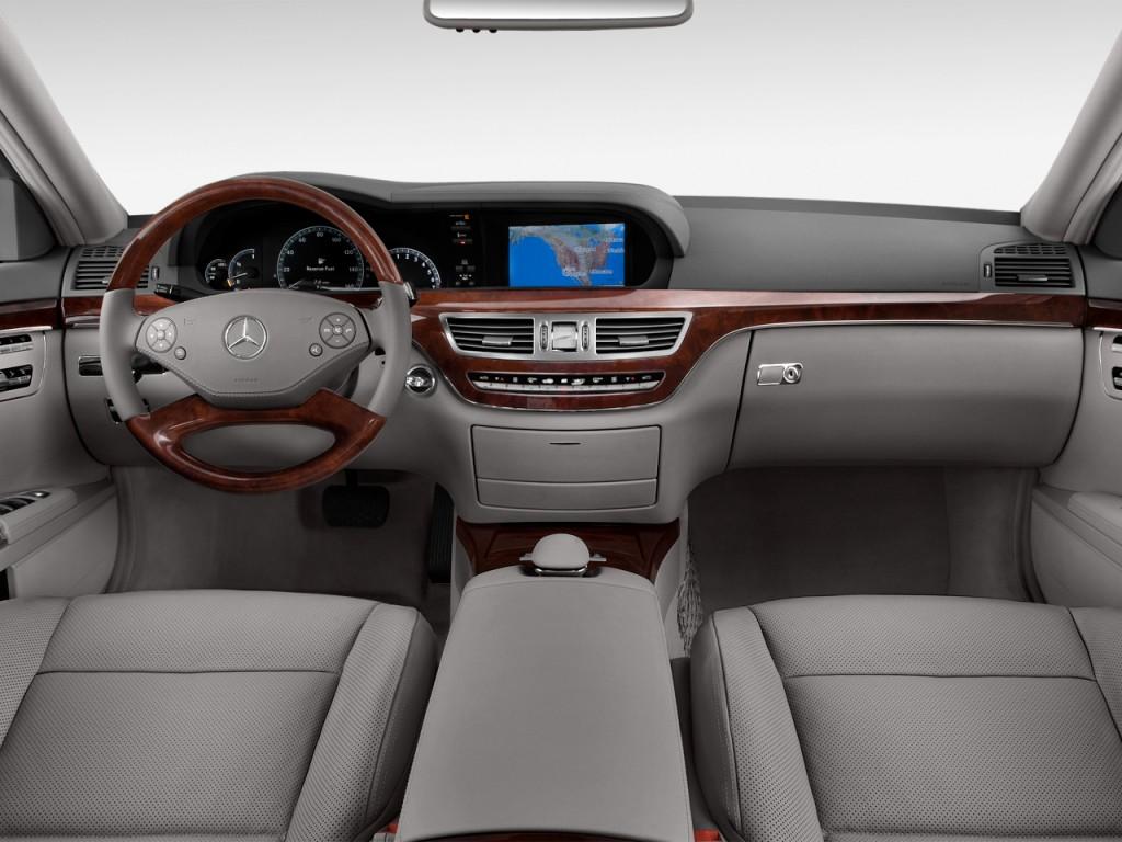 Image 2012 Mercedes Benz S Class 4 Door Sedan S600 Rwd