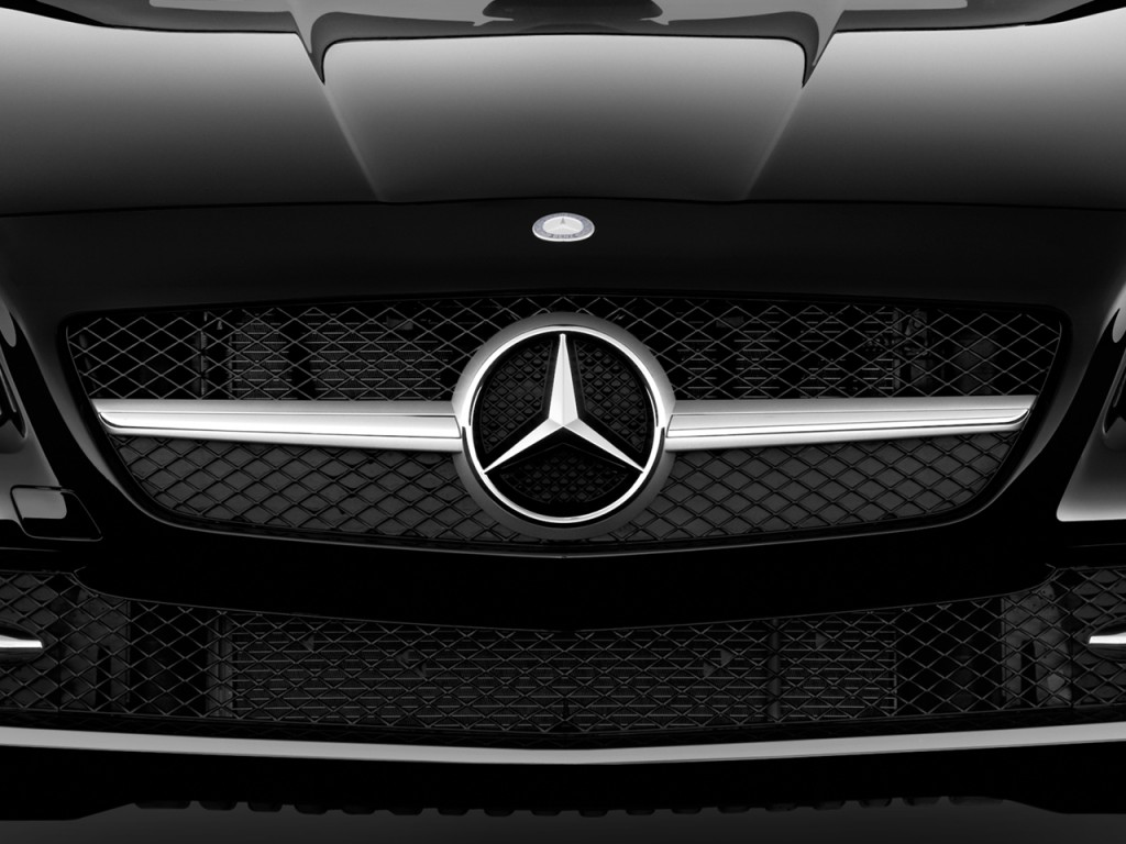 Image gallery 2012 mercedes benz grille for Mercedes benz grills