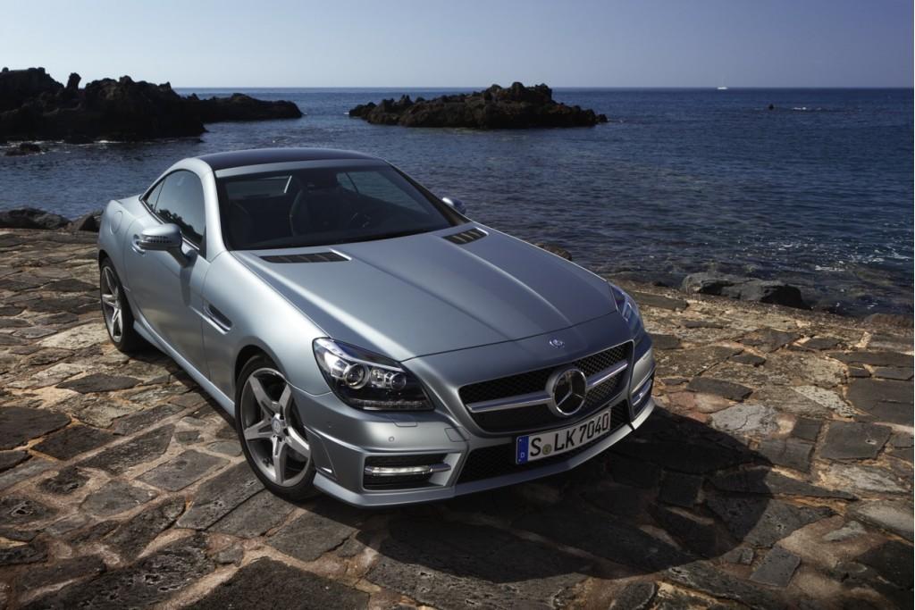 2012 Mercedes-Benz SLK