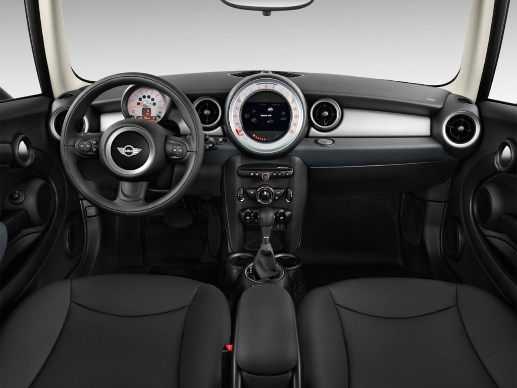 Used Mini Cooper Countryman >> Image: 2012 MINI Cooper 2-door Coupe Dashboard, size: 1024 x 768, type: gif, posted on ...