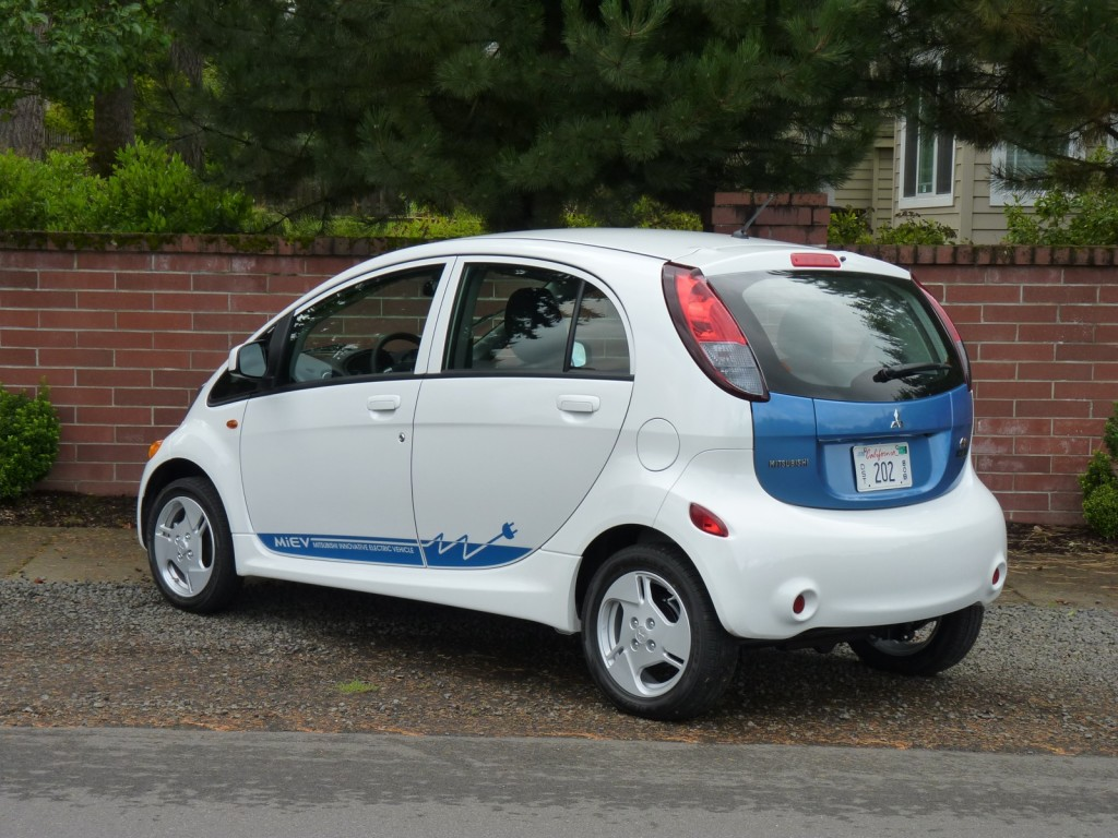 Image: 2012 Mitsubishi i - First Drive, U.S.-spec MiEV, size: 1024 x 768, type: gif, posted on ...