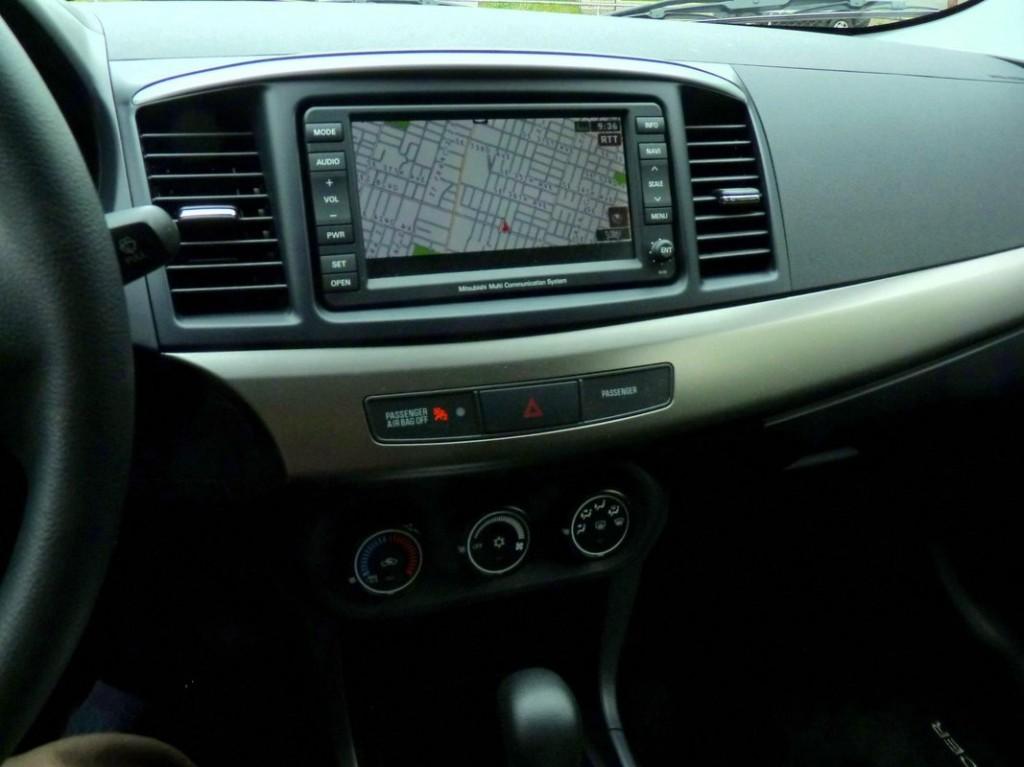 2012 Mitsubishi Lancer SE AWD  -  Driven, July 2012