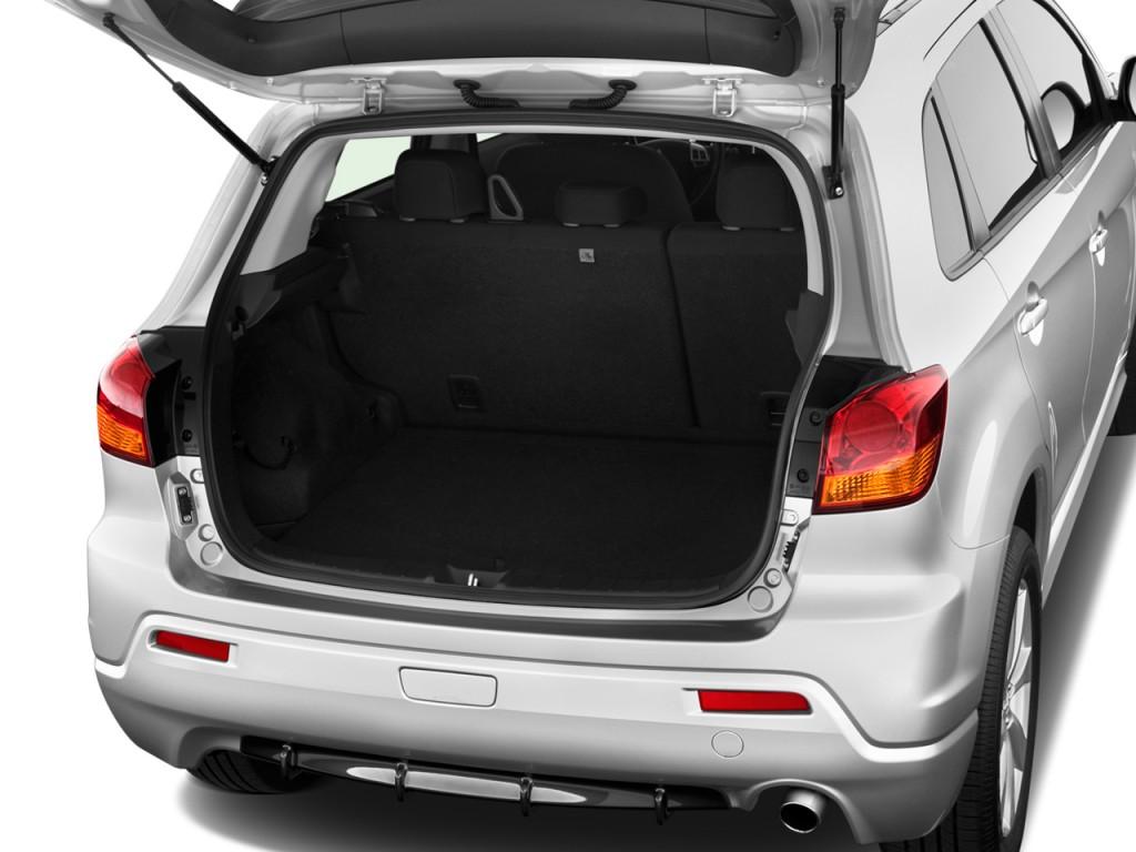 Image: 2012 Mitsubishi Outlander Sport 2WD 4-door CVT SE Trunk, size: 1024 x 768, type: gif ...